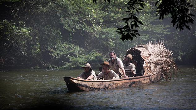 <i>The Lost City of Z</i>