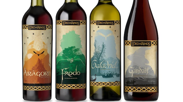 One Wine to Rule Them All? <i>Lord of the Rings</i> Wine is Here