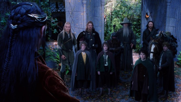 The <i>Lord of the Rings</i> Cast Reunited, and It's Glorious
