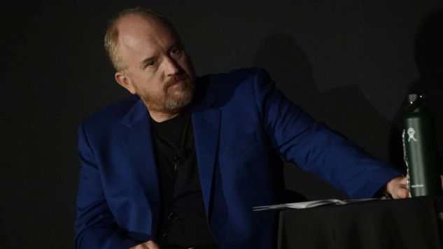 Let's Hold Off on the Louis C.K. Rehabilitation, Okay?