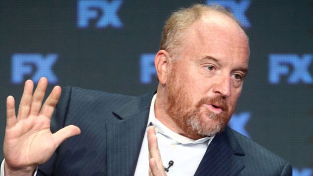 Louis C.K. Did Another Unannounced Set at the Comedy Cellar This Weekend