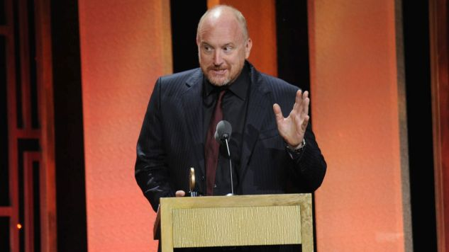 Apparently Louis C.K. Thinks It's Time for a Comeback