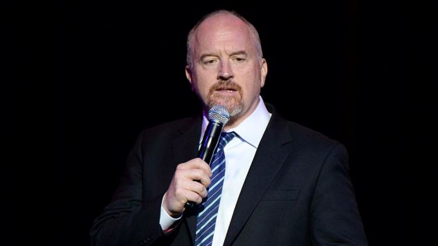 A 2018 Louis C.K. Stand-up Set Has Leaked onto YouTube...