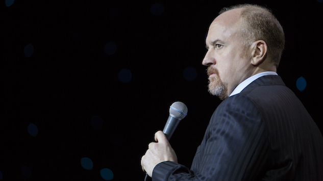 In <i>2017</i>, Louis CK Is on Top of the World