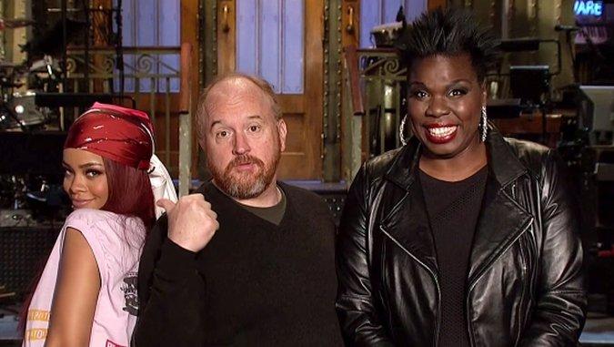 "<i>Saturday Night Live</i> Review: ""Louis C.K./Rihanna"""