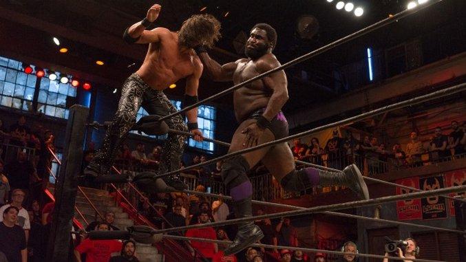 The Mack Gets His Title Shot When Lucha Underground Returns