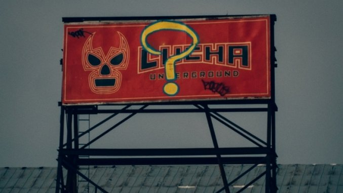Remaking Wrestling with Lucha Underground