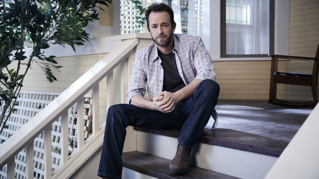 A Longtime Fan of Luke Perry Mourns Her First and Greatest TV Love