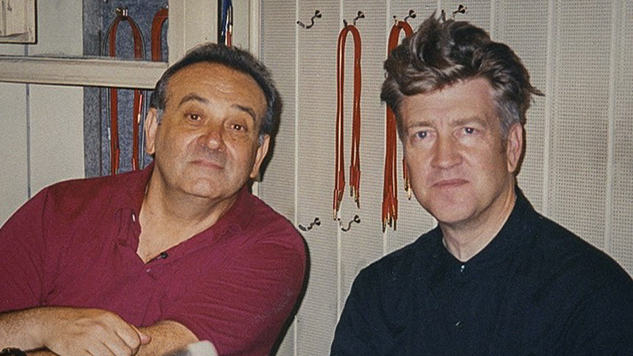 David Lynch and Angelo Badalamenti Share First Single from Collaborative Album <i>Thought Gang</i>