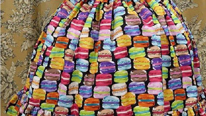 Food Meets Fashion: Macaron Clothing