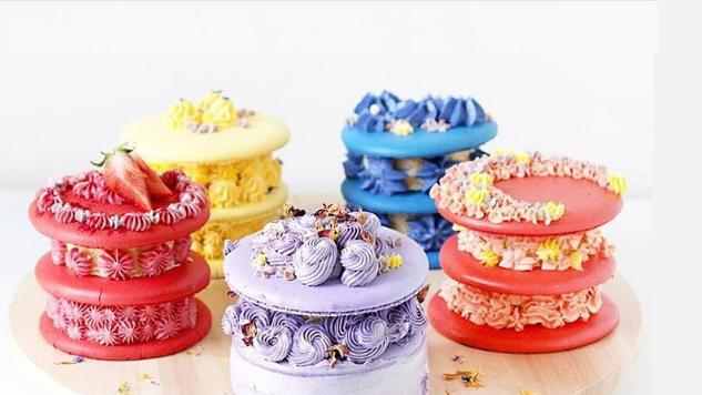 May Instagallery: Macarons