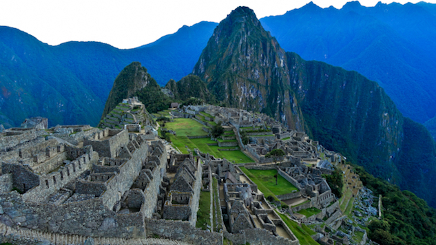 A Photo Tour through the Trek to Machu Picchu