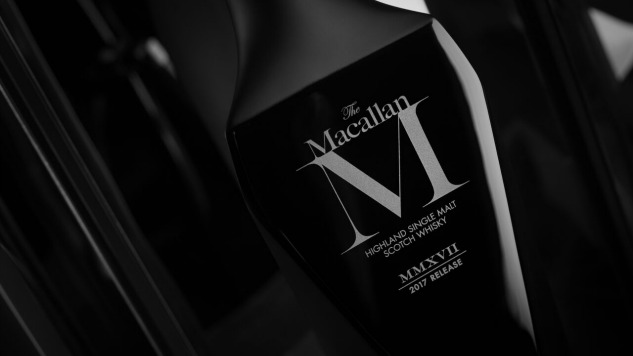 At $7k, Macallan M Black is the Scotch of Your Dreams