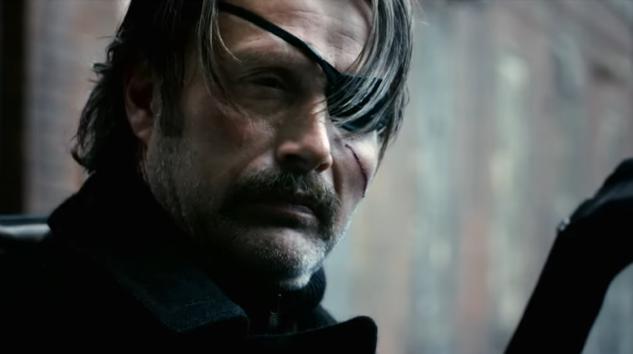 Mads Mikkelsen Runs Amok in the Trailer for Generic Netflix Spy Thriller <i>Polar</i>