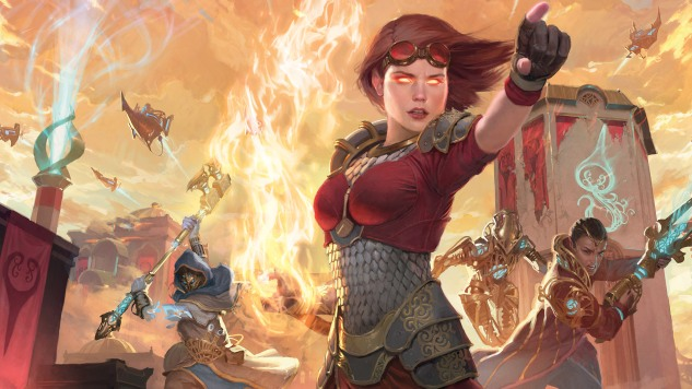 Poor Balance Undermines <i>Magic</i>'s New Aether Revolt Set