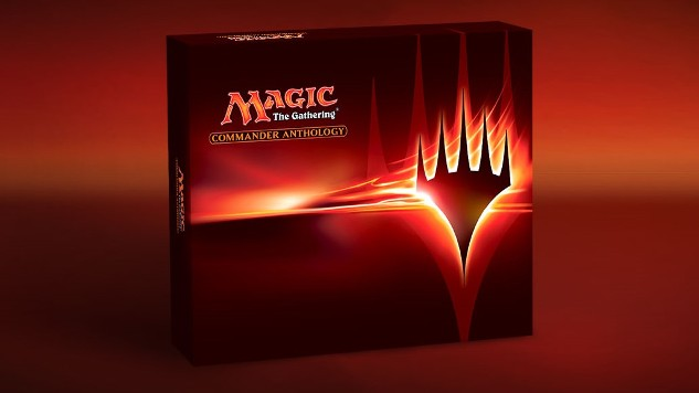 <i>Magic</i>'s <i>Commander Anthology</i> Asks a Steep Price