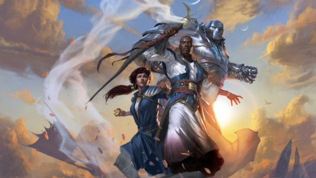 <i>Magic: The Gathering</i> Expands Its Future by Exploring Its Past with <i>Dominaria</i>