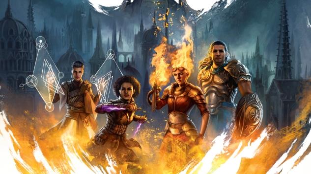 <i>Magic: The Gathering</i> Returns to Novels in 2019 With Greg Weisman's <i>Ravnica</i>