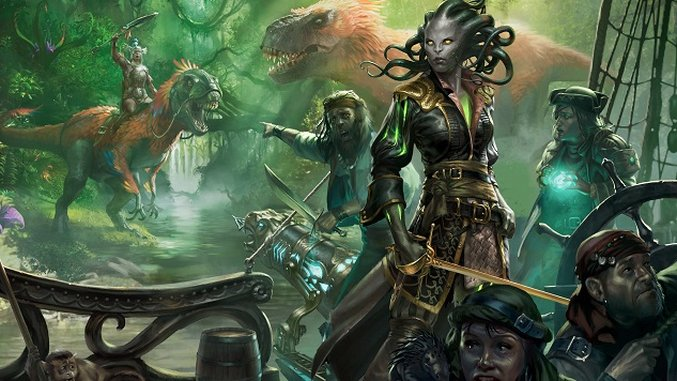 <i>Magic: The Gathering</i>—<i>Ixalan</i> Preview Cards