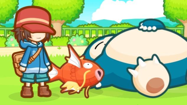 How <i>Magikarp Jump</i> Got Me Back into Videogames