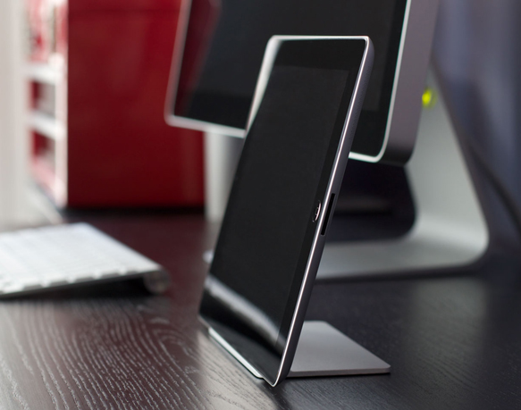 Analogous to an easel, a stand for a tablet will go a long way in getting  your setup picture-perfect. For minimalists, the Magnus by Ten One Design  is a ...