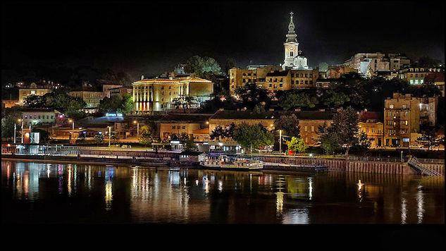 Tour Guide: Belgrade, Serbia