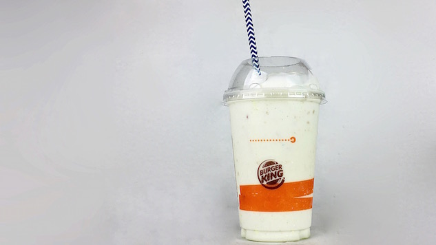 I Tried Burger King's Lucky Charms Shake And My Blood Sugar Went Nuts
