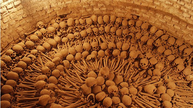 The Bucket List: 8 Catacombs for Cryptic Travel