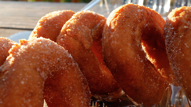 <i>Paste's</i> Guide to Pairing Donuts and Cider