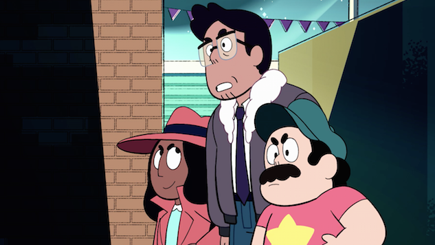 "<i>Steven Universe</i> Can't Protect Everyone in ""Doug Out"""