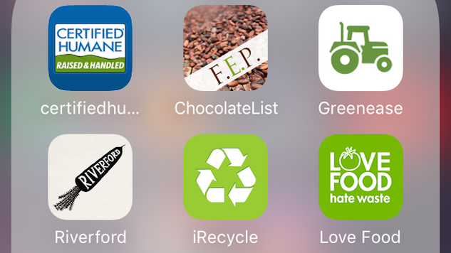 8 Free Food Apps for the Ethical Eater