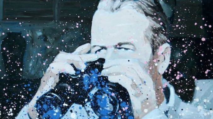 Toronto Artist Reimagines Hitchcock in Paintings and Mural