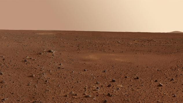Space Matter: What Happened to Mars' Atmosphere?