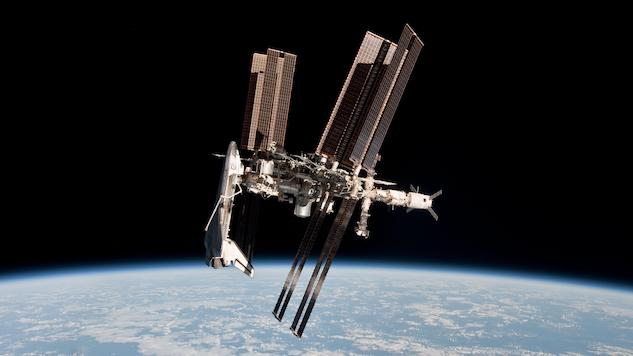 Space Matter: Public (and Private) Space Stations