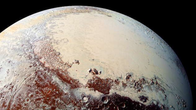 Space Matter: Pluto and the (re)Definition of a Planet