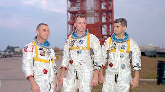 The <i>Apollo 1</i> Tragedy: 50 Years Later