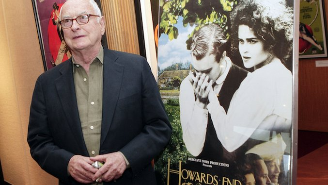 In Conversation with James Ivory