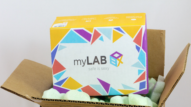 STD Testing Makes a House Call with myLAB Box