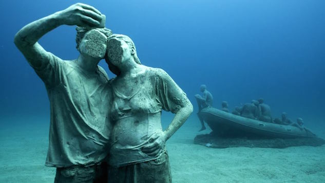 Europe's First Underwater Museum Is Finally Complete