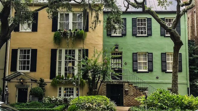 Dine-and-Date: Southern Charm in Savannah