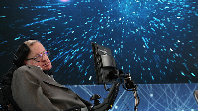 Why Sending Stephen Hawking to Space Matters