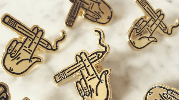 Awesome 30 Enamel Pins You Need In Your Life