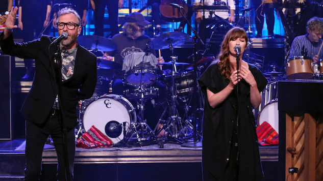 "Watch The National Perform ""Oblivions"" Live on <i>The Tonight Show</i>"
