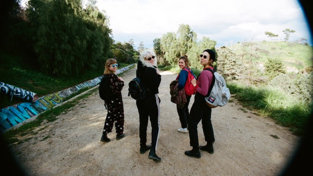 Chastity Belt Announce New Self-Titled Album, Release Lead Single and Video