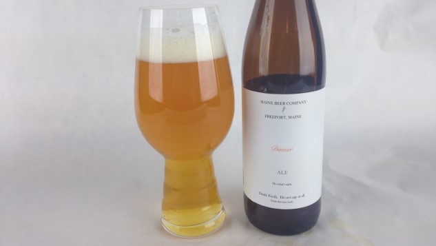 Maine Beer Co. Dinner DIPA Review