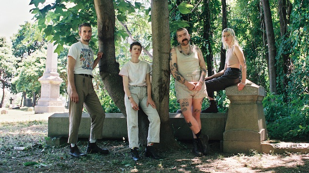 Empath Sign to Fat Possum Records, Announce Tour Dates and LP Reissues