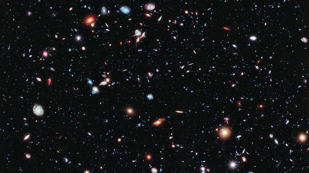 Space Matter: A Flat Universe