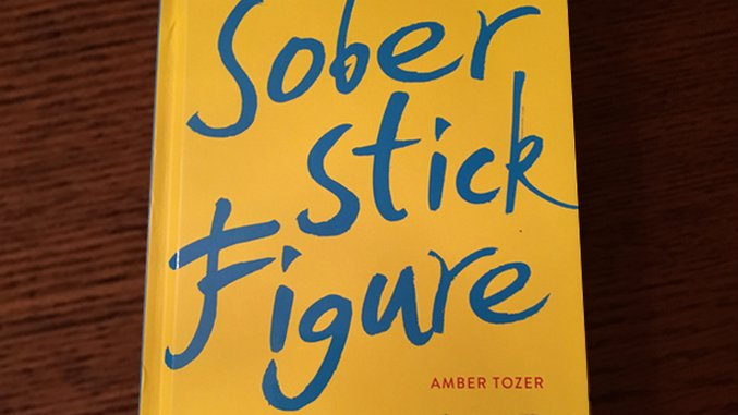 Amber Tozer's Memoir Might Be The Funniest Book About Alcoholism