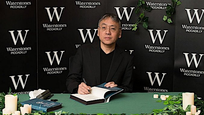 Novelist Kazuo Ishiguro Wins the 2017 Nobel Prize for Literature