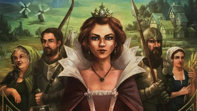 <i>Majesty: For the Realm</i> Lacks the Depth and Complexity of  <i>Splendor</i>